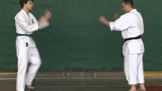 Обучение системе рукопашному бою Часть 51