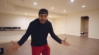 first time at faze house la