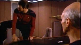 Riker sits down thumbnail