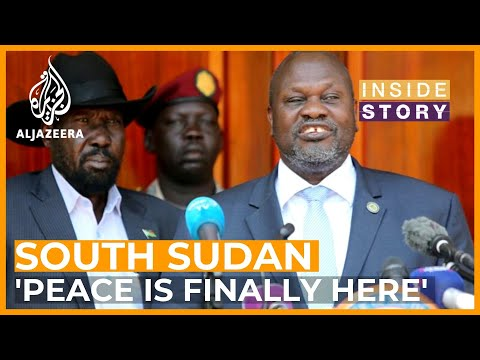 Will South Sudan's latest peace deal last? I Inside Story