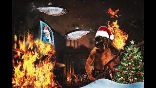 SHOTGUN&HEAD - Дед мороз: БИТВА МАГОВ (морозная война)