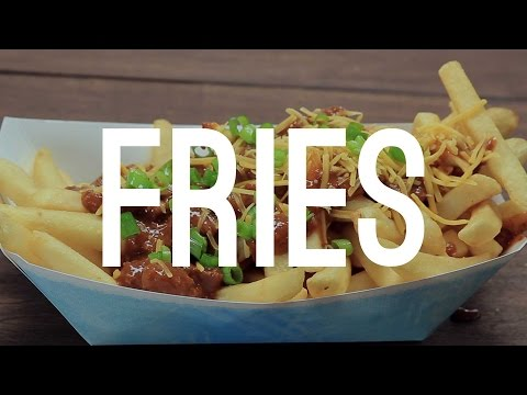 Fries Around The World