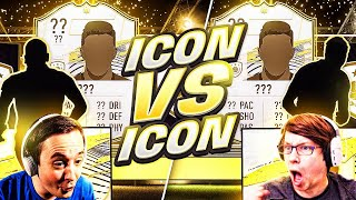 ICON DUELETTE IS BACK AND IT'S A DUB!!!! - FIFA 21 ULTIMATE TEAM PACK OPENING
