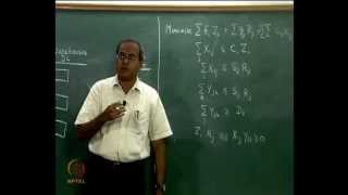 Mod-08 Lec-33 Location allocation problems in supply chain. Layout