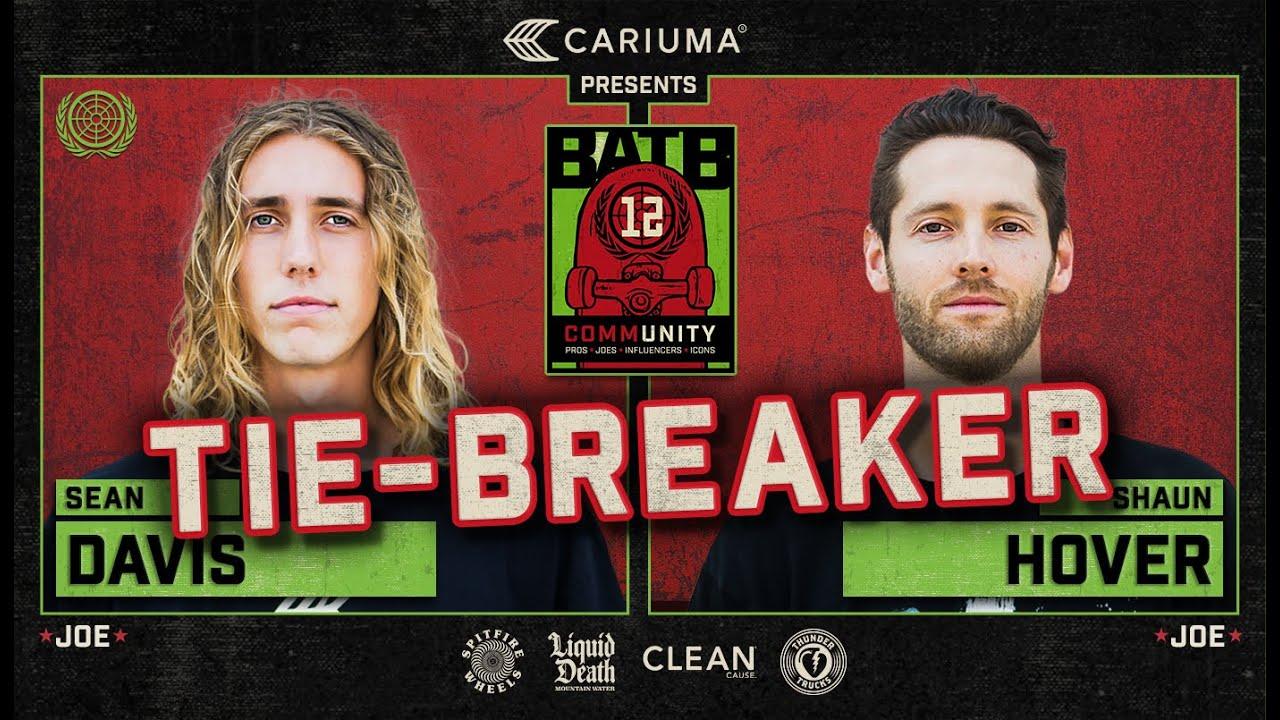 Download BATB 12: Sean Davis Vs. Shaun Hover: Unsanctioned TIE-BREAKER