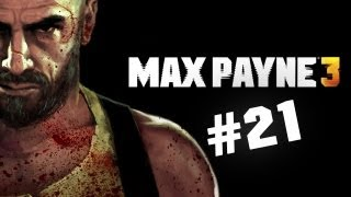 Let's Play Max Payne 3 [Full HD] [Blind] #21 - In Panama