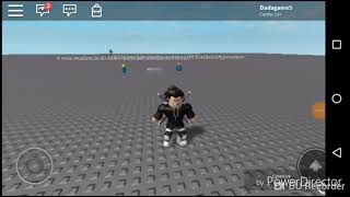 Launched!!!! The game of the family DBH in Roblox