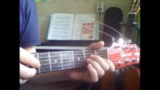 Романс   Мой костер  Аккорды на гитаре