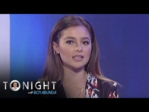 TWBA: Andi talks about her  in
