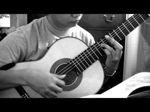 Beautiful Girl - J. Mari Chan (arr. Jose Valdez) Solo Classical Guitar
