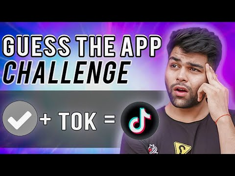 GUESS THE APP CHALLENGE BY EMOJI *90% PEOPLE FAIL*