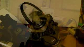 Stepper Motor High Speed Test - AMCSTI