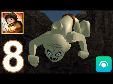 LEGO The Lord Of The Rings - Gameplay Walkthrough Part 8 (iOS, Android)