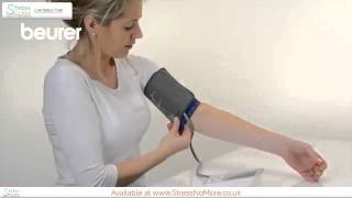 Quick Start Video For The Beurer BM 45 Blood Pressure Monitor