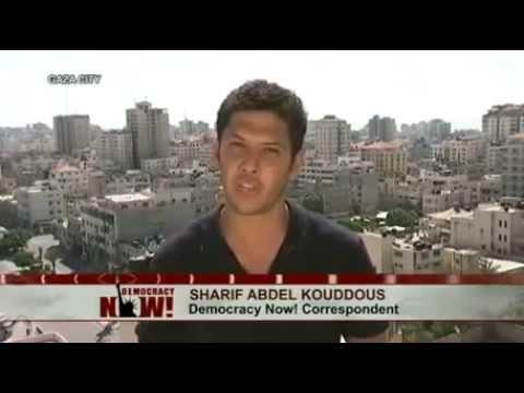 Reporter Witnessed Israeli Killing of Gaza Kids but NBC silences him