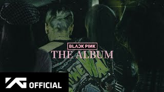 BLACKPINK - 'THE ALBUM' POSTER TEASER