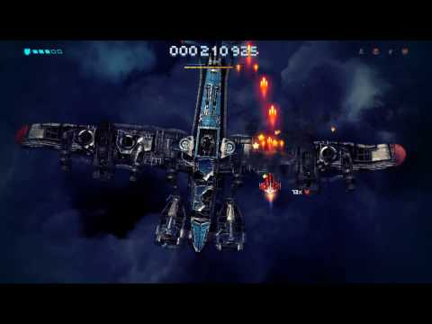 Sky Force Anniversary - Stage 8