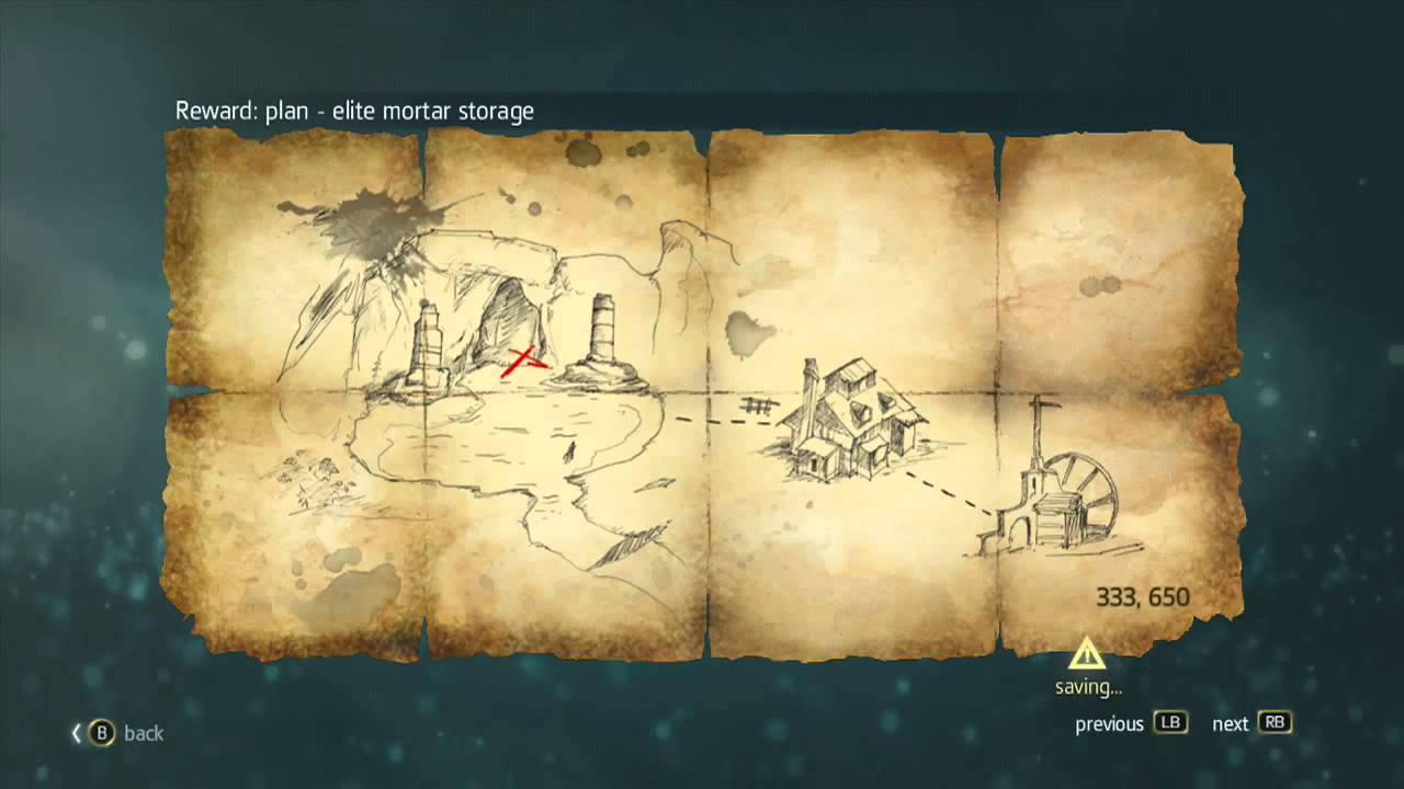 how to find a social treasure in ac4