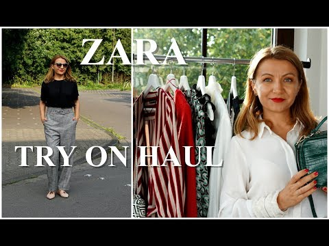 Colectia noua ZARA / TRY ON HAUL