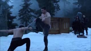 Oliver-Ra's al Ghul Dövüş Sahnesi   The Arrow thumbnail