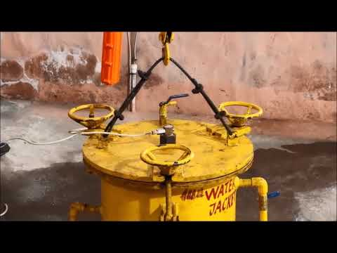 CNG CYLINDER TESTING PROCESS