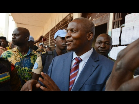 Central African Republic: Taking stock one year into a new presidency