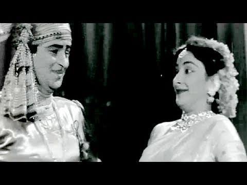 Jahan Main Jaati Hoon - Raj Kapoor, Nargis, Lata, Manna Dey, Chori Chori Song