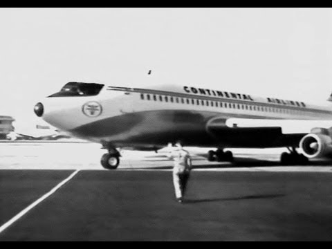LAX - Los Angeles International Airport Promo Film - 1963