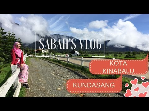 SABAH TRAVEL VLOG 2017 | FATHIN ZULKIFLI