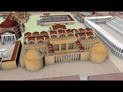 Under Rome: The Baths of Nero - Ancient Rome Live