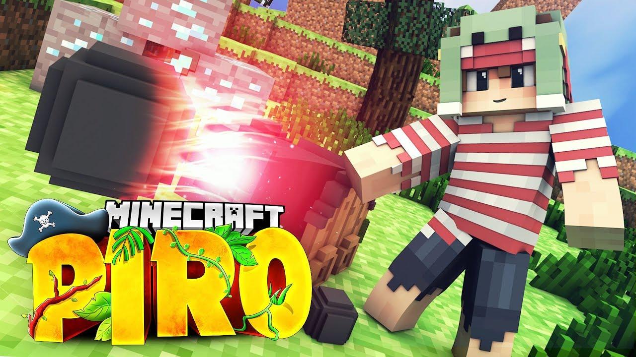 DAS IST Minecraft PIRO! #01 | ungespielt