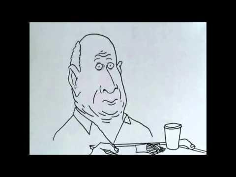Mike Judges Pencil Tests