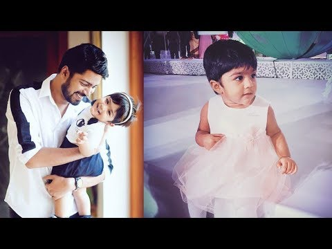 Allari Naresh Daughter Ayana Evika's Latest Cute Photos