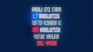 #AnadoluEfesStüdyo #7, 17 Aralık 19.00'da Canlı Yayında! #BenimYerimBurası