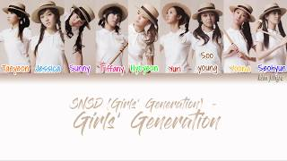 Girls' Generation (SNSD) (소녀시대) – Girls' Generation (소녀시…