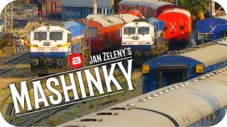 MASHINKY Gameplay - MAXING OUT THE LINES! - Tycoon Trains Simulator/Railroad Tycoon #10