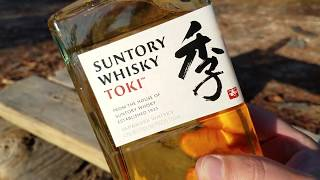 Suntory Japanese Whiskey Review