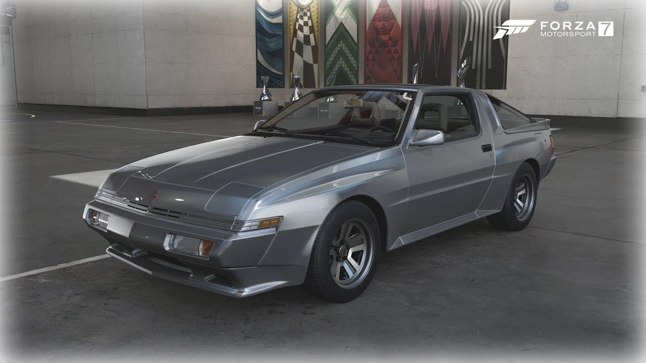 Forza Motorsport 7 - 1988 Mitsubishi Starion Esi-r