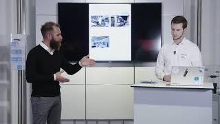 Webcast about digital maintenance management