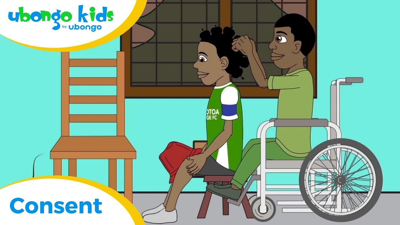 Full Episode: Consent | Ubongo Kids + European Union | African Edutainment