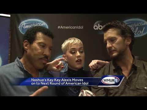 Nashua's Kay Kay Alexis moves on to next round of American Idol