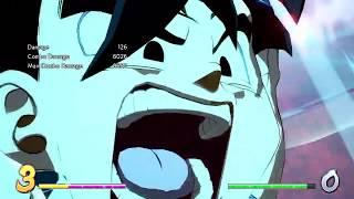DBFZ Easy GT Goku TOD [3Bars] | 1.18