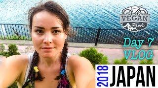 JAPAN VLOG Day 7 - Capsule hotel, Traditional baths, Hamamatsu, drone