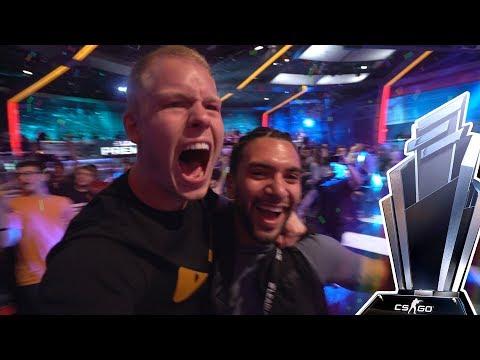 Winning $500 000 on Live TV *emotional*