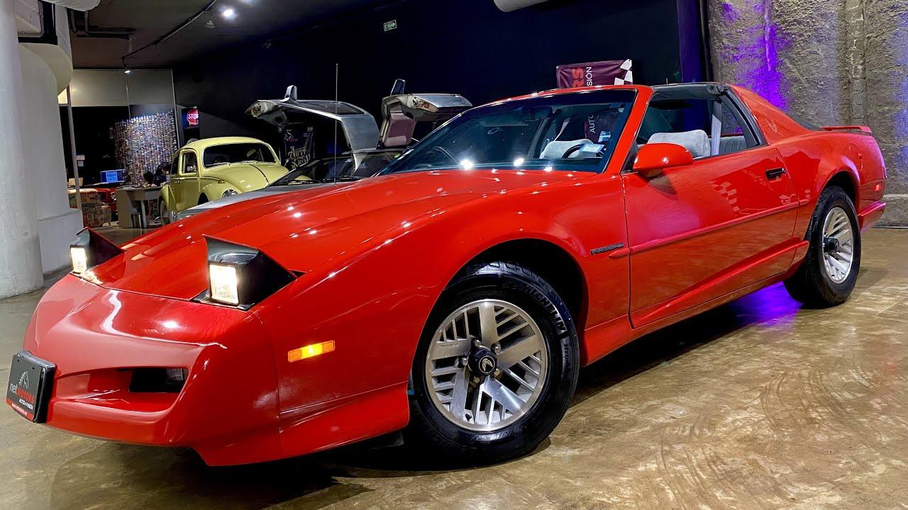 47,000 Kms Originales! Pontiac Firebird Trans Am Único!! En Venta de Clasicos Netmotors Garage Autos