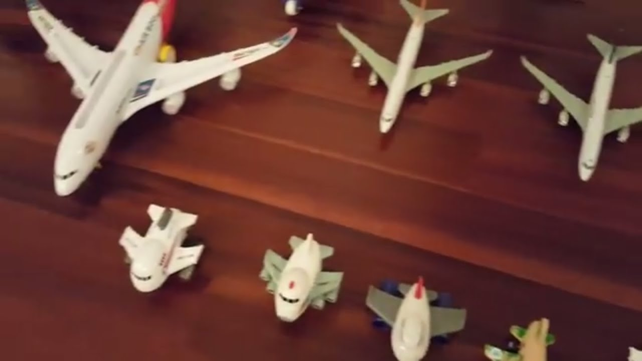 toys and models of aircrafts airplanes for kids youtube