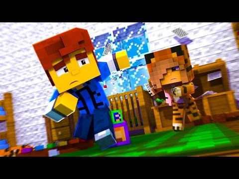 Minecraft Daycare - THE CHASE !?