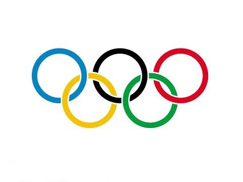 How to Draw an Olympic Rings / Как нарисовать Олимпийские кольца