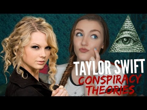 5 TAYLOR SWIFT CONSPIRACY THEORIES NOBODY TALKS ABOUT | Ally Hardesty