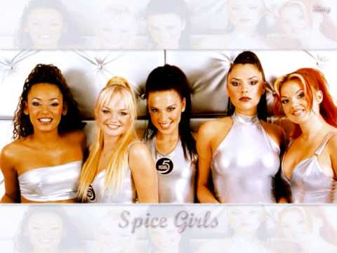 Spice Girls - The Lady Is A Vamp